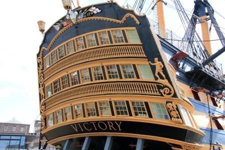 HMS Victory photo by Karen Roe https://secure.flickr.com/photos/karen_roe/8040198099/