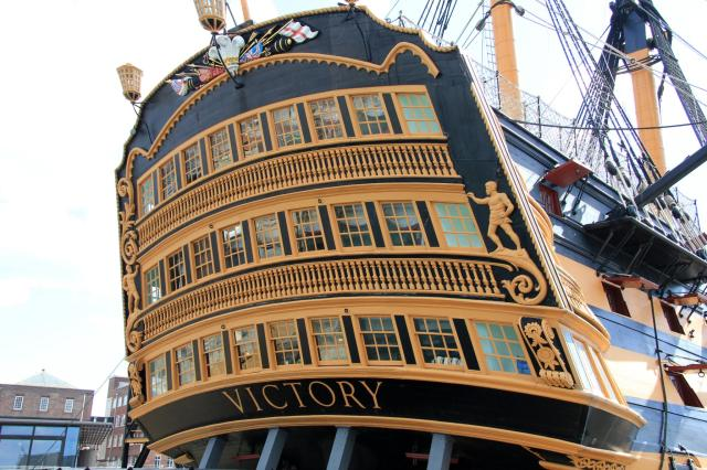 HMS Victory photo by Karen Roe https://secure.flickr.com/photos/karen_roe/8040198099/