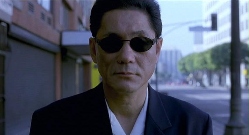Photo of Takeshi Kitano.
